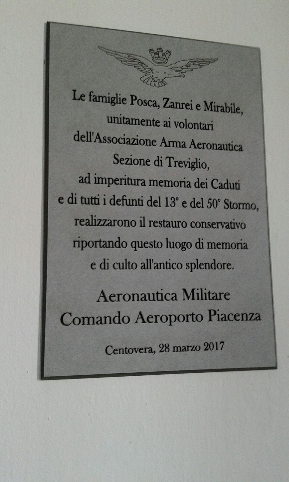 Associazione Arma Aeronautica Sezione Di Treviglio
